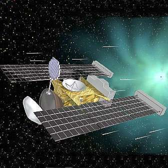 Stardust (vue d'artiste - NASA)