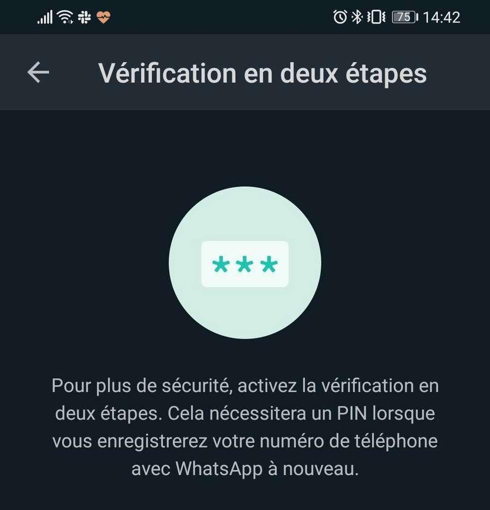 Utile pour protéger son compte, la vérification en deux étapes peut aussi être utilisée par un hacker. © Futura