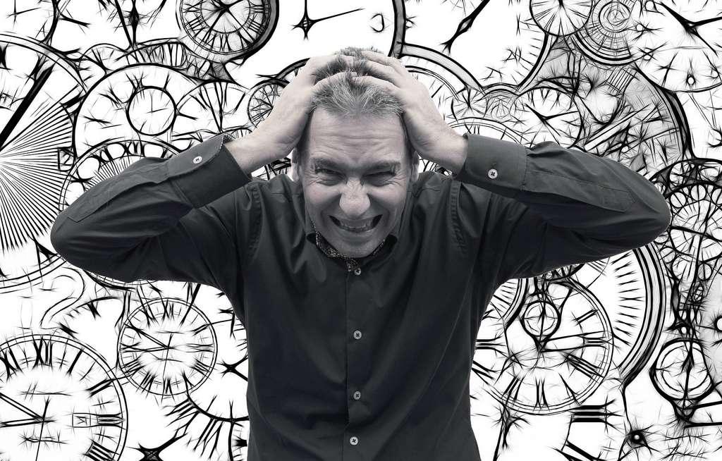Comment se manifeste le stress ? © Géralt, Pixabay, DP