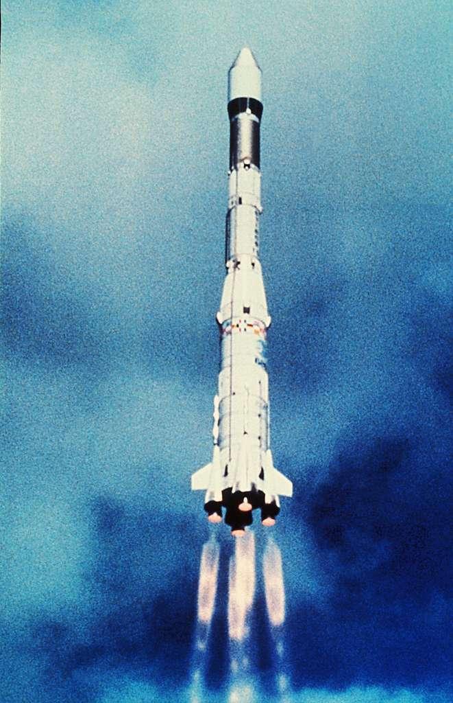 Ariane 1, premier vol