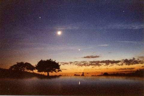 Ambiance astro... © Hubert Fleurance, tous droits réservés