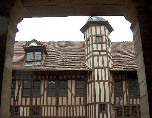 Troyes colombages