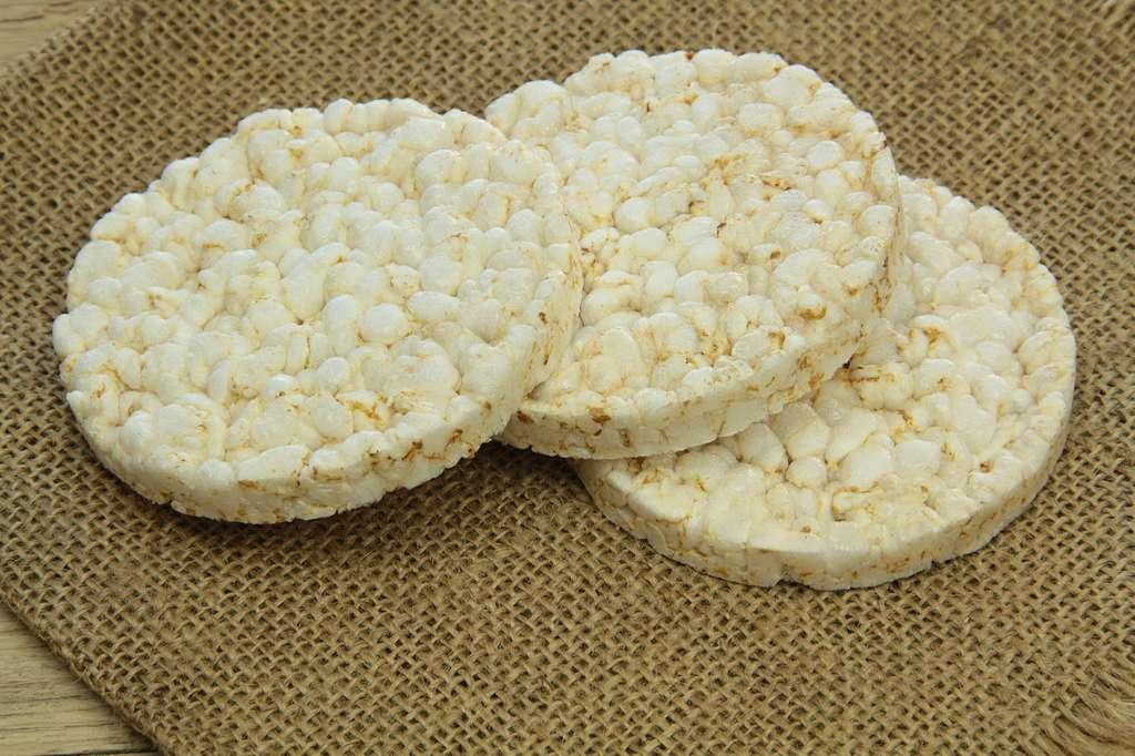 Les galettes de riz contiennent 82 % de glucides rapides. © ALF photo, Fotolia