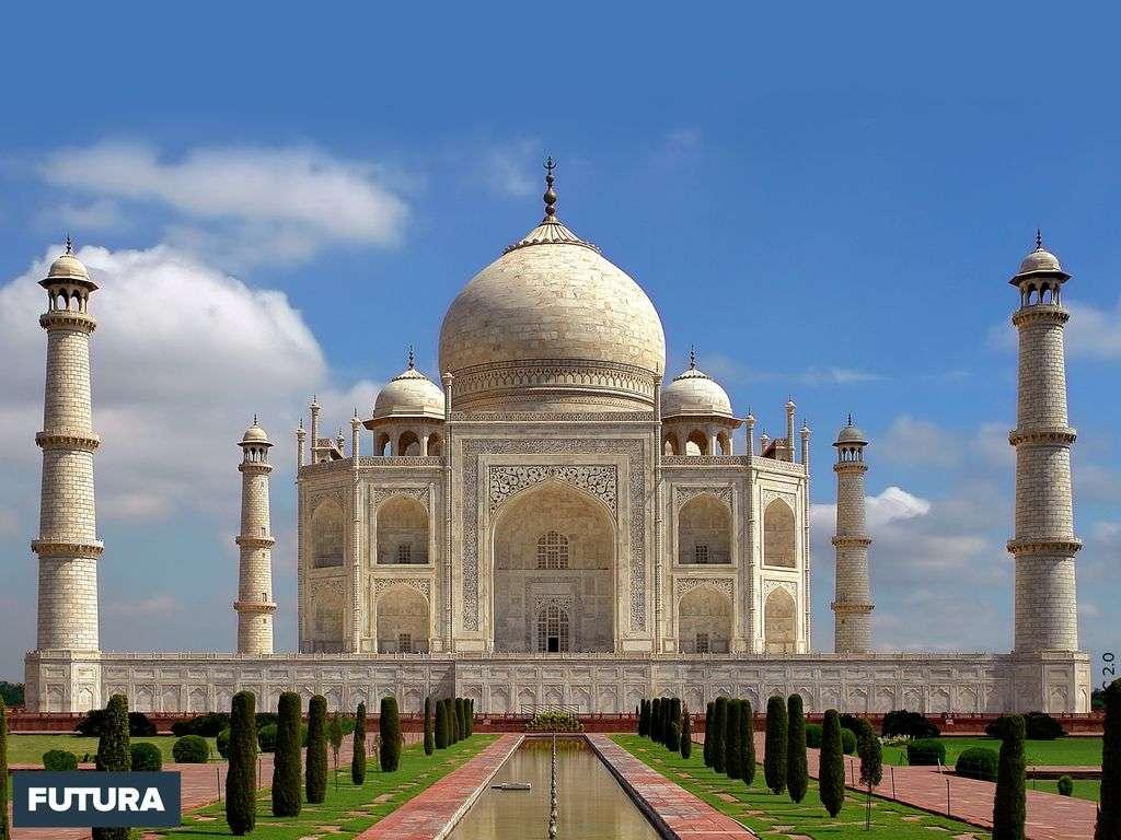 Taj Mahal Agra - Inde