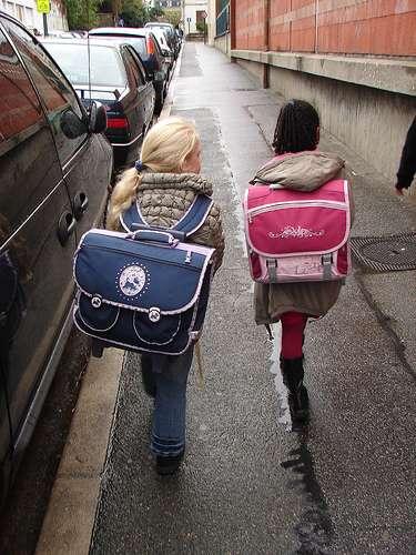 En moyenne, un à deux élèves par classe sont des enfants précoces. © Machphot, Flickr CC by nc-sa 2.0