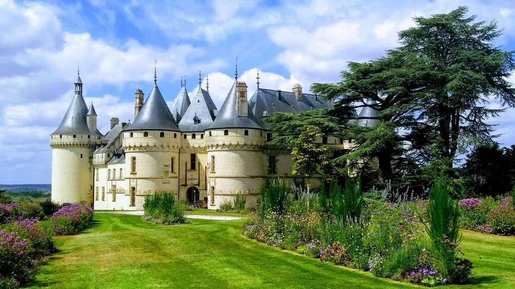 Le château de Chaumont-sur-Loire et ses jardins éphémères
