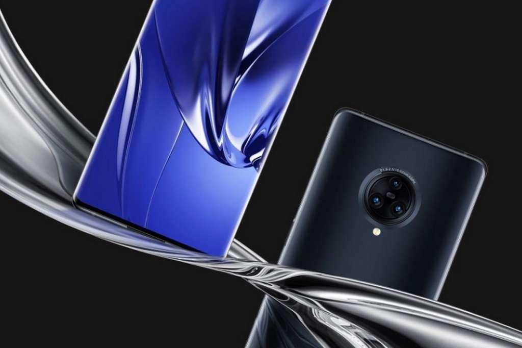 Le Vivo Nex3 est équipé d'un triple capteur photo arrière avec un objectif principal 64 mégapixels, un ultra grand-angle 13 mégapixels et un téléobjectif 13 mégapixels. © Vivo