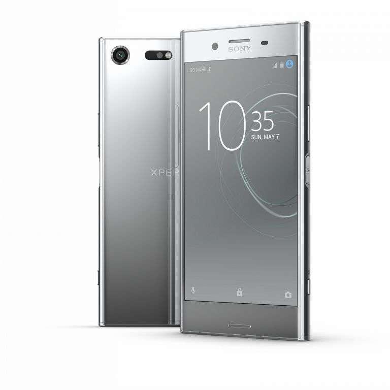 Le Sony Xperia XZ Premium est attendu au printemps. © Sony