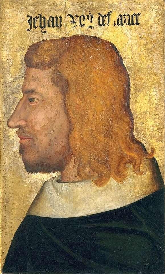 Le roi de France Jean II ne sut pas empêcher l'invasion anglaise et fut capturé en 1356. © DR