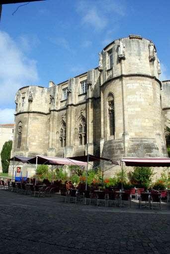Vue extérieure du Palais de Justice de Poitiers. © Heloise123, Wikipédia