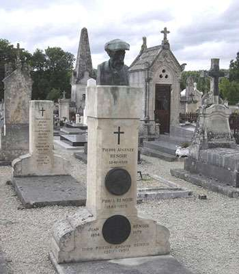 Essoyes - Tombe de Renoir © Wikipedia