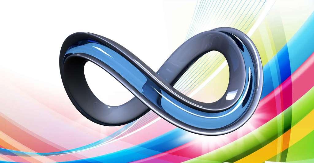 Ruban de Möbius. © F. Enot, Shutterstock