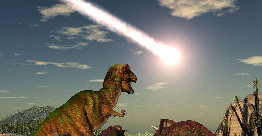 L'ère des dinosaures. © Esteban De Armas, Shutterstock