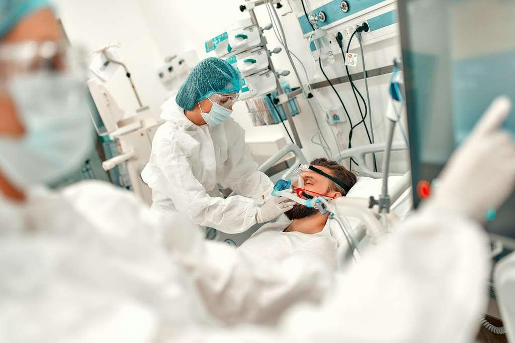Prédire la sévérité de la maladie dès le diagnostic de l'infection. © Valerii, Adobe Stock