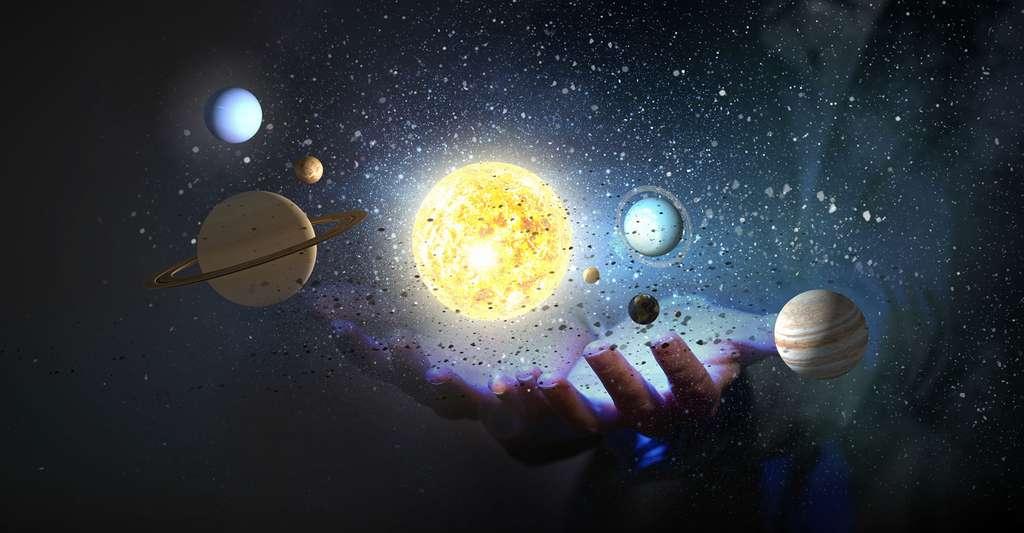 Le paradoxe de Fermi. © Albert Ziganshin, Shuttertsock