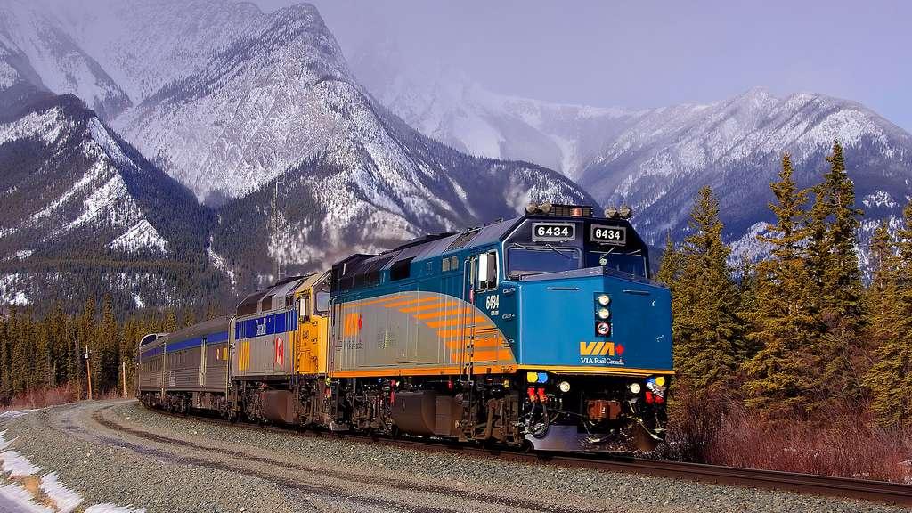 Le Canadian Pacific, sur les rails du « rêve national » des pionniers