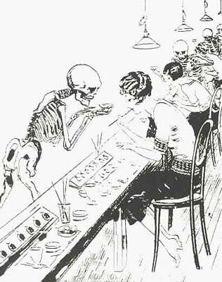 Dessin paru le 28 février 1926 dans le supplément dominical de l'American Weekly