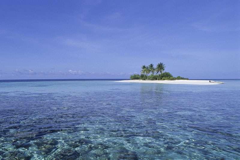 Les îles – par leur taille réduite – ressentent rapidement l'impact des modifications environnementales. © Alexis Rosenfeld, reproduction interdite