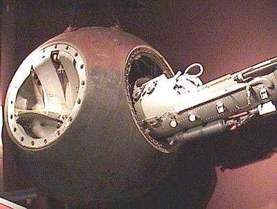 Vostok siège éjectable