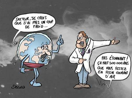 © Delucq- Gueules d'Humour pour Futura-Sciences