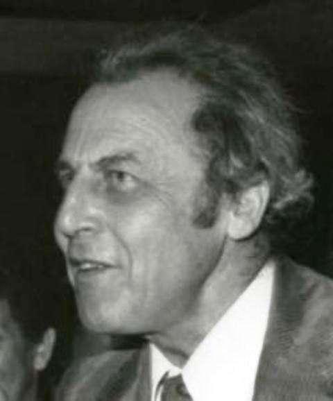 Le physicien Albert Messiah. Il a été une figure marquante du CEA et de l'enseignement de la théorie quantique en France. © CEA