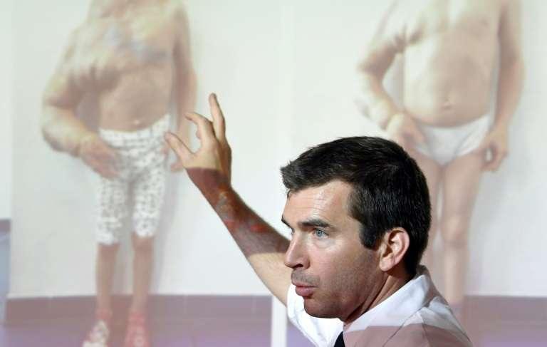 Le docteur Guillaume Canaud est chercheur à l'Inserm. © Alain Jocard, AFP