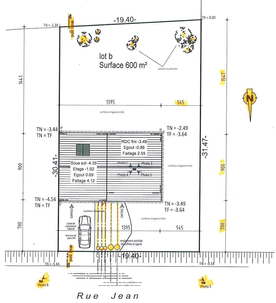Définition Plan De Masse Futura Maison