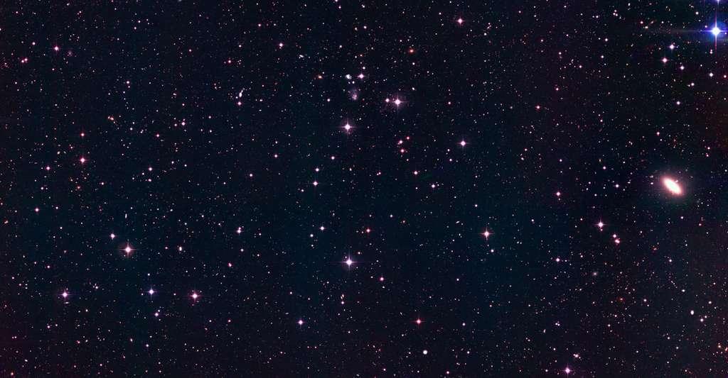 L'infini de la matière : le vide. © ESO, Wikimedia Commons, CC by 4.0