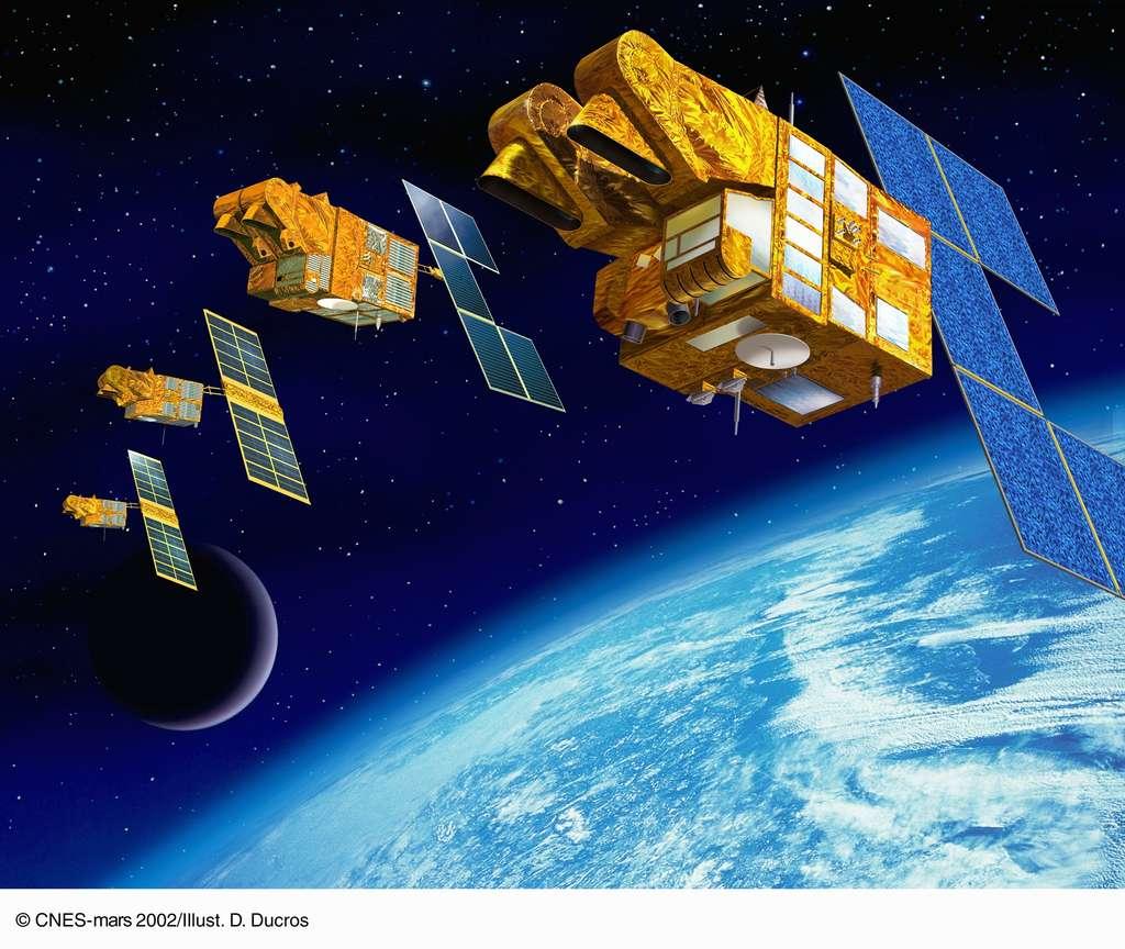Spot, une famille de satellites d'observation de la Terre