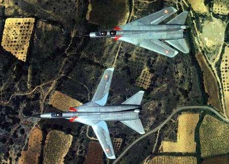 Dassault Mirage G8. © Creative Commons