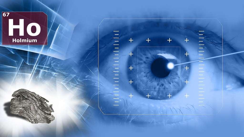 L'holmium et son utilisation dans le laser YAG