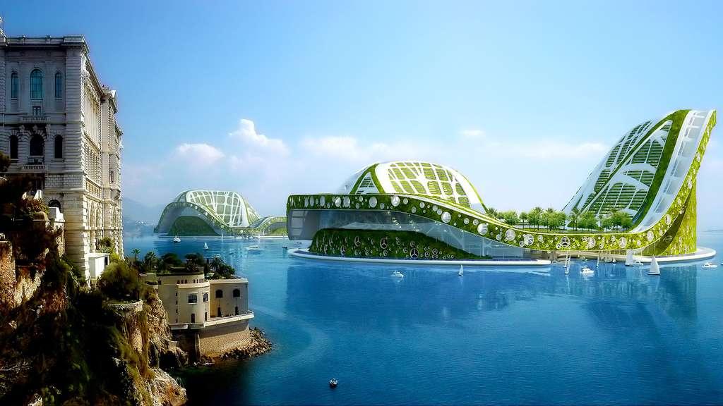Lilypad : une ville flottante pour des mers qui montent