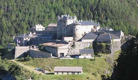 Château Queyras. © Domaine publiv
