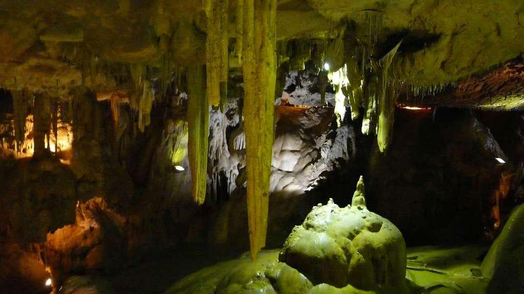 Les grottes de Bétharram, entre Pyrénées-Atlantiques et Hautes-Pyrénées