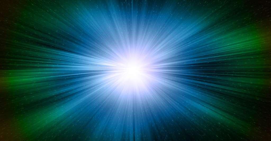 Peut-on voyager plus vite que la lumière ? Non, selon la relativité d'Einstein. © Melmak, DP