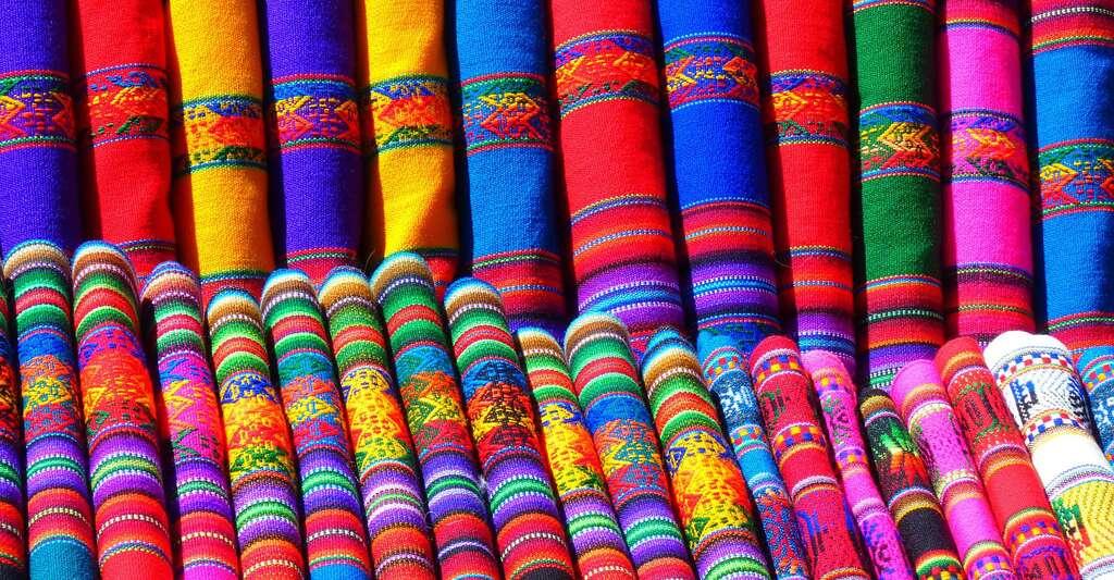 Matière textile. © LoggaWiggler, Pixabay, DP