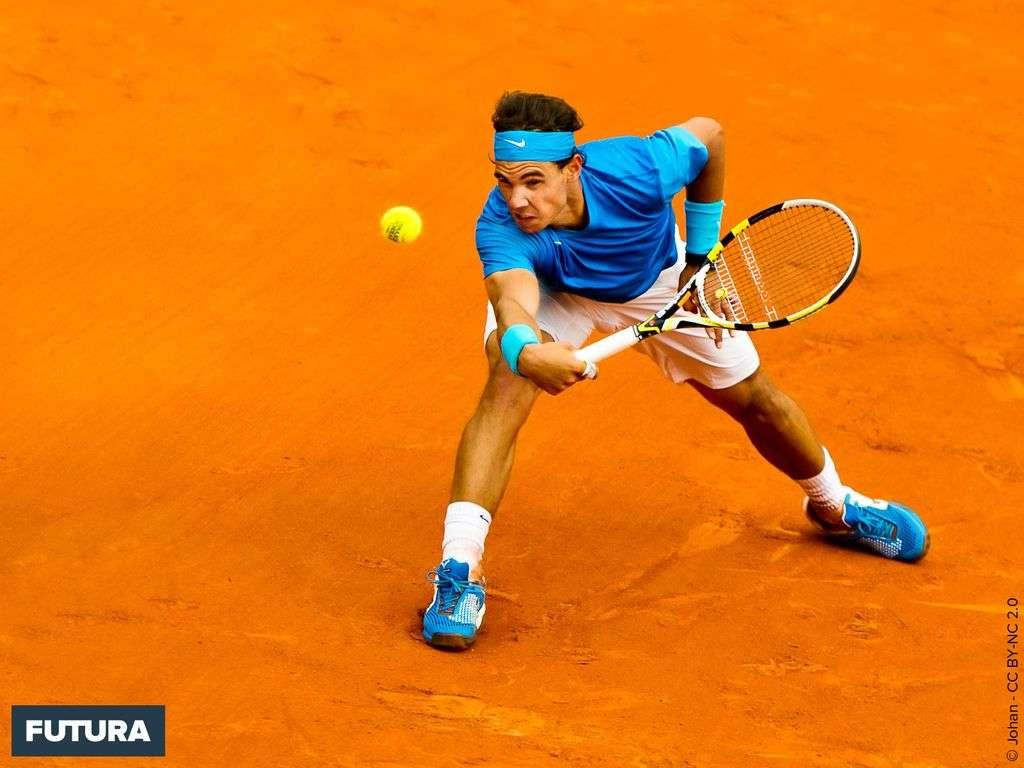 Tennis Raphaël Nadal