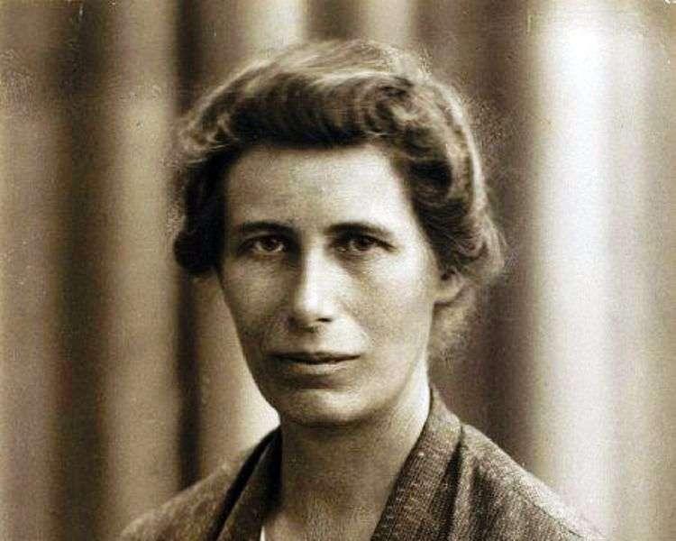 La géophysicienne danoise Inge Lehmann en 1932. À 44 ans, elle était encore à l'aube de sa carrière. Elle mourra plus que centenaire. © DP, Wikipédia
