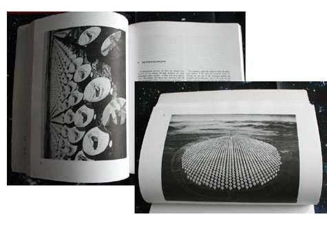 Le rapport du projet Cyclops. © DR