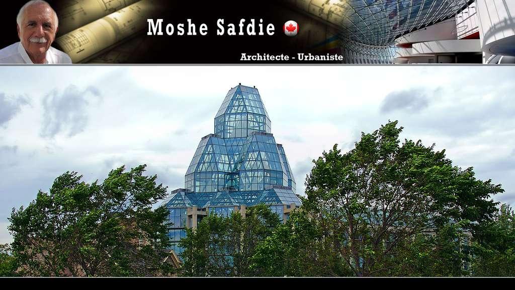 Le musée des beaux-arts du Canada, par Moshe Safdie