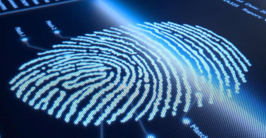 L'empreinte digitale pourrait remplacer à terme tous les mots de passe pour se connecter sur des sites Internet © Johan Swanepoel, Shutterstock