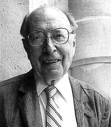 Le prix Nobel de physique Eugene Wigner, l'un des plus grands théoriciens de la physique du XXième siècle. Crédit : National Science Digital Library