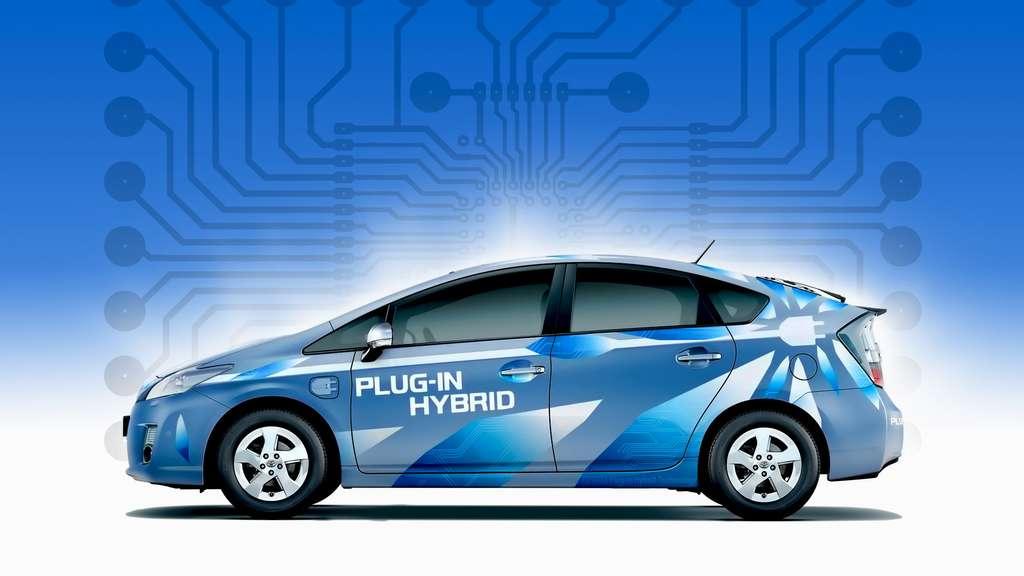 La Toyota Prius hybride Plugin