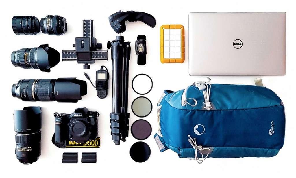 En photographie, ce qui m'est utile ne le sera pas forcément pour vous. Et vice versa. © Romain Roch