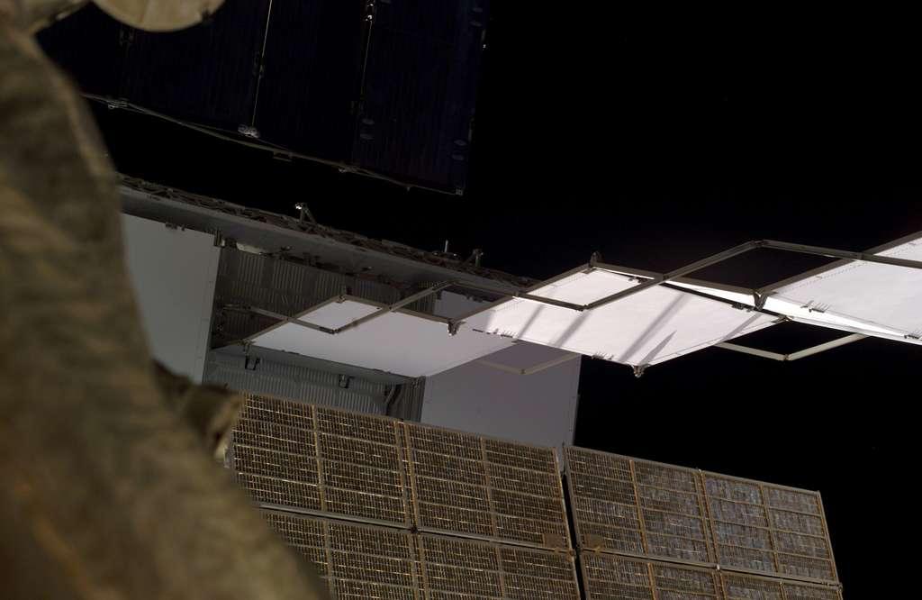 Panneaux dissipateur de chaleur (octobre 2002)