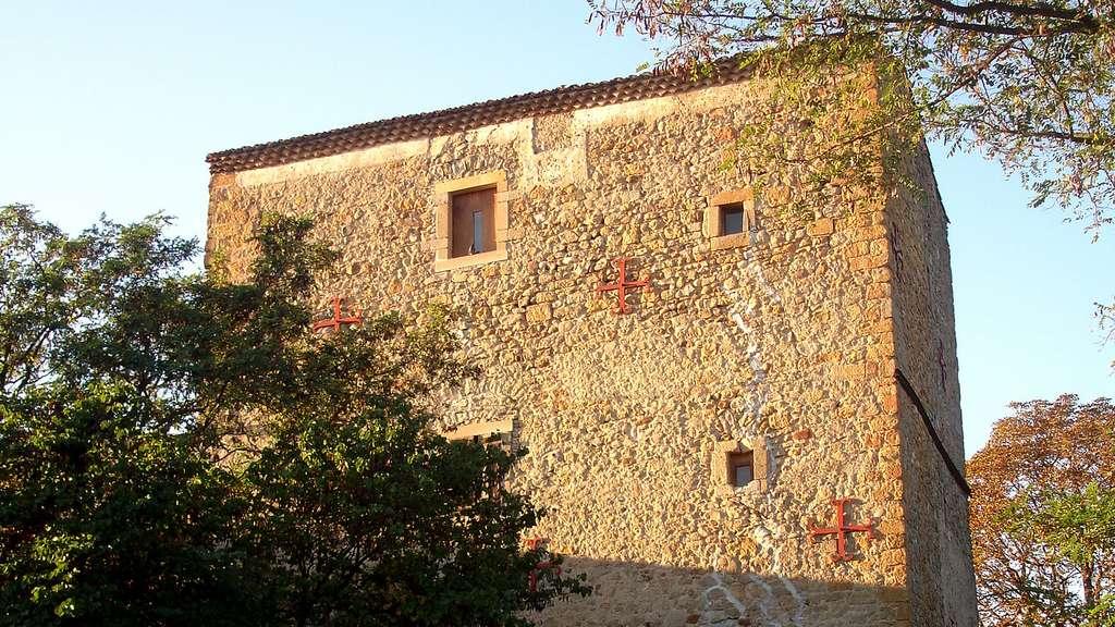 Le château de Pieusse, refuge du concile cathare