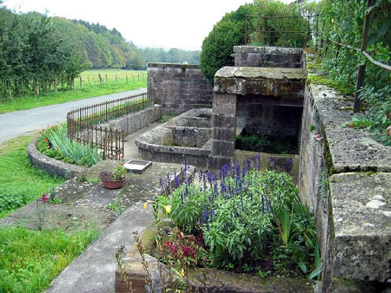La fontaine de Mignafans. © Communauté de communes de Villersexel, tous droits réservés