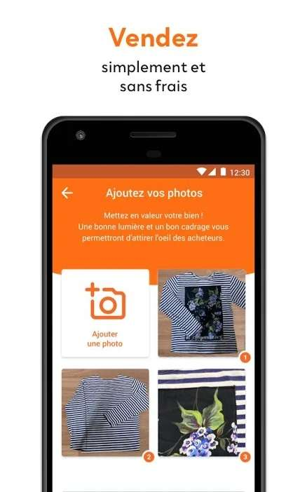 Leboncoin est la plus grande plateforme de petites annonces en France. © Leboncoin
