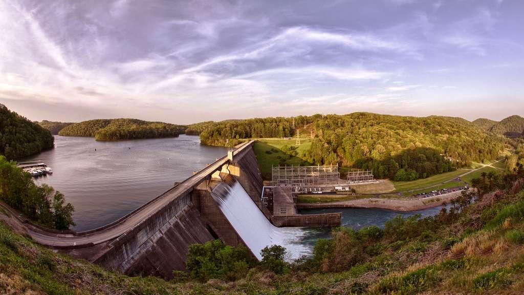 Le barrage Norris : un style architectural jugé trop moderne pour son époque