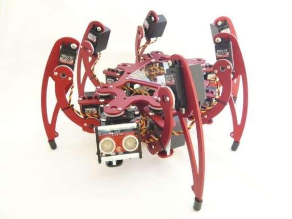 IC Hexapod, l'araignée